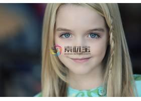 名人,麦肯纳,优雅,女演员,一致的,州,女孩,女演员,脸,白皙的,蓝色图片