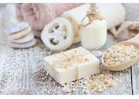 燕麦精油皂