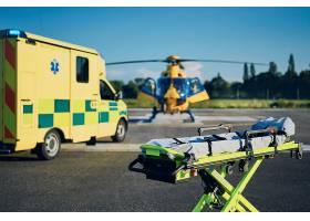 救护车摄影