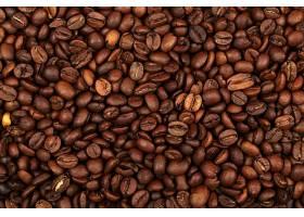 咖啡豆背景