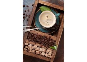 白糖与咖啡