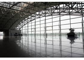 无人的机场
