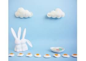 云朵与兔子