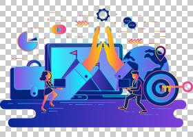2.5D科技元素免抠插画 (230)