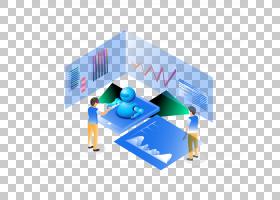 2.5D科技元素免抠插画 (242)