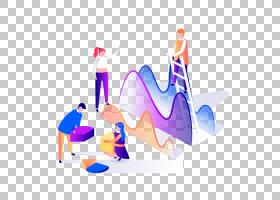 2.5D科技元素免抠插画 (25)