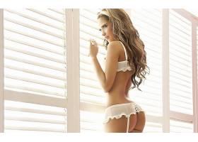 人,卡塔利娜Otalvaro,屁股,女用贴身内衣裤,美女,长发,模特26022