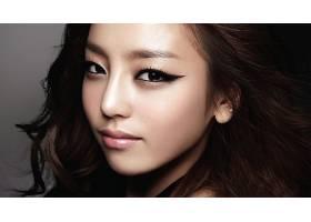 人,美女,面对,亚洲,黑发,卡拉,Goo Hara,模特30466