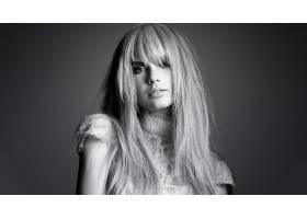 人,泰勒斯威夫特,名人,金发,美女,单色,肖像68136