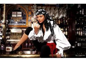 人,海盗,醇,美女,模特,Tuning小姐30342
