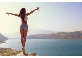 人,牛仔裤,腿,牛仔短裤,美女,户外的女人,景观,模特,芭蕾舞演员29