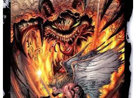 漫画壁纸,诅咒,关于,卵,卵,地狱男爵,壁纸(2)