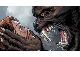 漫画壁纸,野生动物,壁纸(13)图片
