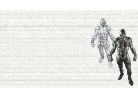 漫画壁纸,x战警,独眼巨人,壁纸(5)