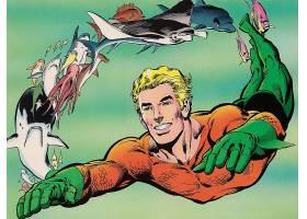 漫画壁纸,Aquaman,壁纸(18)