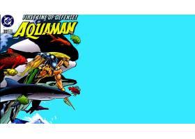 漫画壁纸,Aquaman,壁纸(19)