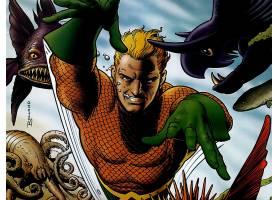 漫画壁纸,Aquaman,壁纸(20)
