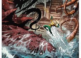 漫画壁纸,Aquaman,壁纸(9)