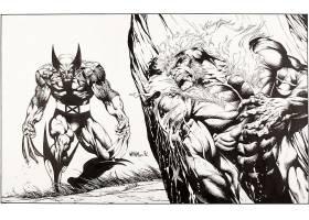 漫画壁纸,金刚狼,x战警,壁纸(10)