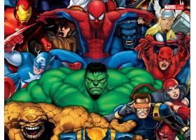 漫画壁纸,奇迹,漫画壁纸,熨斗,男人,船长,美国,蜘蛛侠,赫然显现,