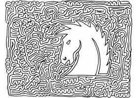漫画壁纸,黑暗,马,漫画壁纸,壁纸(1)