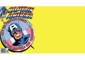 漫画壁纸,船长,美国,壁纸(29)