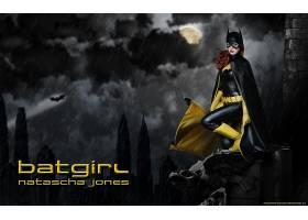 漫画壁纸,蝙蝠女侠,壁纸(5)