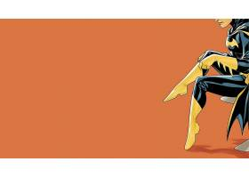漫画壁纸,蝙蝠女侠,壁纸(9)