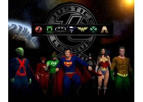 漫画壁纸,公正,联盟,哥伦比亚特区,漫画壁纸,超人,火星的,追捕者,