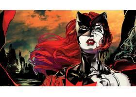 漫画壁纸,蝙蝠女侠,壁纸(41)