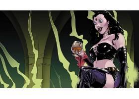 漫画壁纸,X-23,壁纸(2)