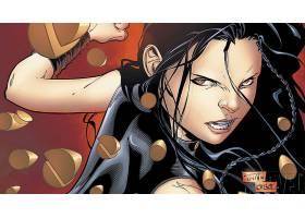 漫画壁纸,X-23,壁纸(6)