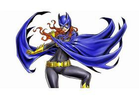 漫画壁纸,蝙蝠女侠,壁纸