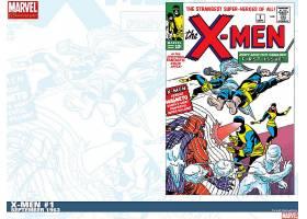 漫画壁纸,x战警,冰人,独眼巨人,壁纸