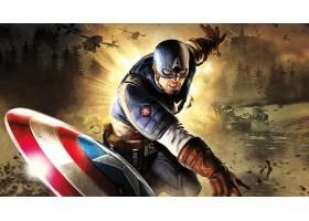漫画壁纸,船长,美国,壁纸(23)