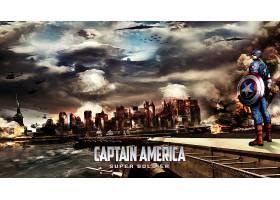 漫画壁纸,船长,美国,壁纸(42)