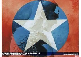 漫画壁纸,船长,美国,壁纸(43)