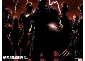 漫画壁纸,复仇者联盟,这,复仇者联盟,熨斗,男人,船长,美国,蜘蛛侠