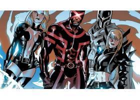 漫画壁纸,x战警,超级英雄,壁纸