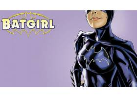 漫画壁纸,蝙蝠女侠,壁纸(13)