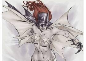 漫画壁纸,蝙蝠女侠,壁纸(14)