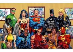 漫画壁纸,哥伦比亚特区,漫画壁纸,绿色的,灯笼,奇迹,妇女,超人,勤