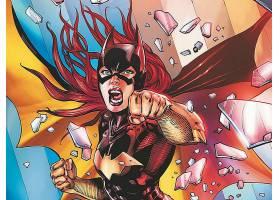 漫画壁纸,蝙蝠女侠,壁纸(20)