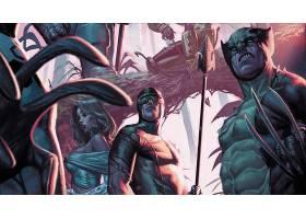 漫画壁纸,x战警,金刚狼,独眼巨人,壁纸(2)