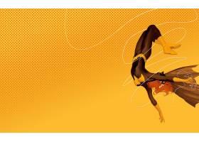 漫画壁纸,蝙蝠女侠,壁纸(27)