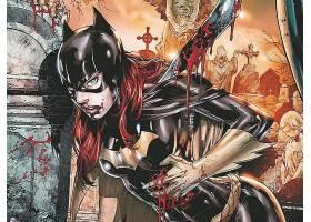 漫画壁纸,蝙蝠女侠,壁纸(28)