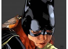 漫画壁纸,蝙蝠女侠,壁纸(48)