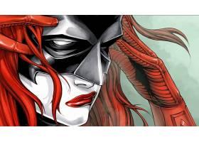 漫画壁纸,蝙蝠女侠,壁纸(5)图片