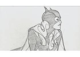 漫画壁纸,蝙蝠女侠,壁纸(6)图片