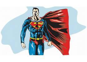 漫画壁纸,超人,壁纸(9)图片